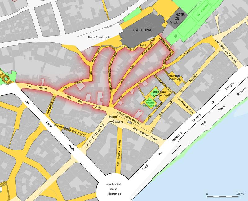 site plan q Blois